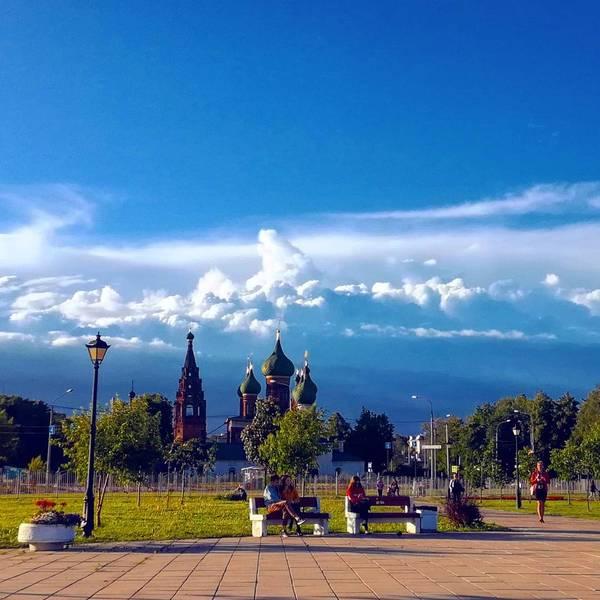 За что я люблю Ярославль Ярославль, Длиннопост, Фотография