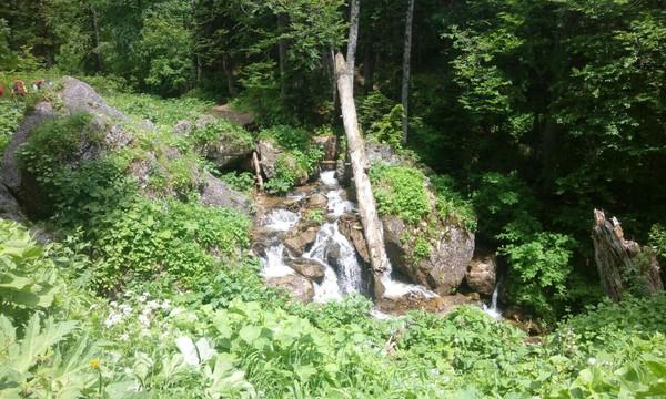 Фишт и красоты Краснодарского края Фишт, Горы, Туризм, Длиннопост