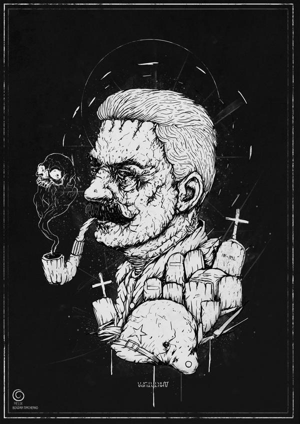 Сталин Сталинград, Сталинизм, Длиннопост