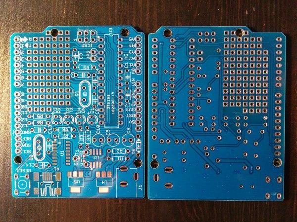 Freeduino HS - Набор для самостоятельной сборки Arduino Arduino, Своими руками, Хакеры, Электроника, Разработка, Пайка, Видео, Длиннопост