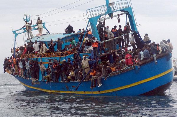 Горшочек не вари новости, Италия, мигранты, Политика