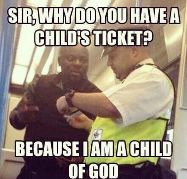 Дитя божье Бог, контроллер