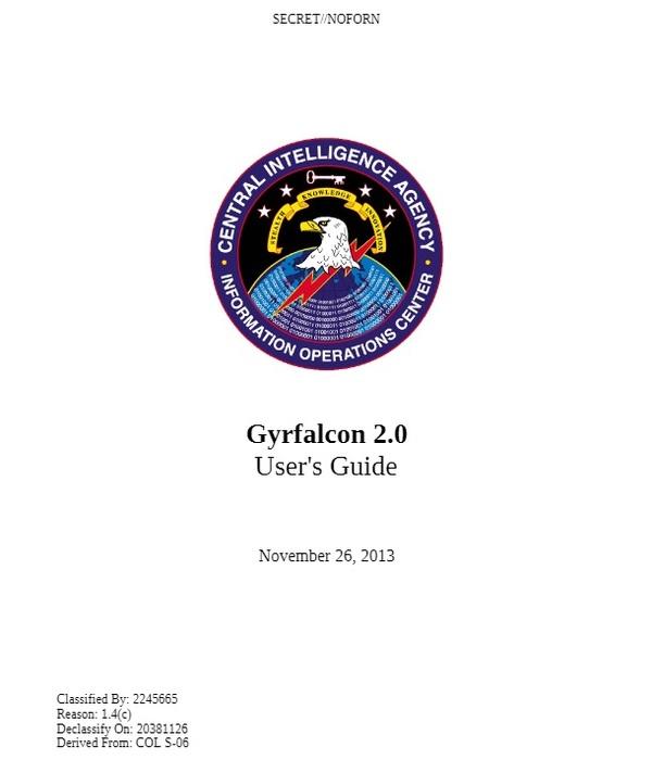 Поступления Vault 7 WikiLeaks, документы, цру, вирус, BothanSpy, Gyrfalcon, слежка, vault 7, длиннопост