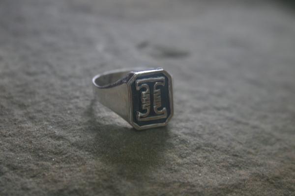 Кольцо с инсигнией, ver.2 Кольцо, Warhammer 40k, Литье, Пайка, Рукоделие без процесса, Длиннопост
