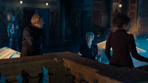 """Вновь совпадения или """"У Моффата нет фантазии часть вторая"""" доктор, доктор кто, удивительные совпадения, Моффат, 10 сезон, длиннопост"""