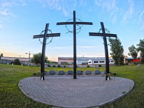 Немецкое кладбище в Рязани история, Рязань, немцы, ссср, военнопленные, Польша, Германия, длиннопост