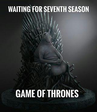 В обидании седьмого сезона Игры престолов