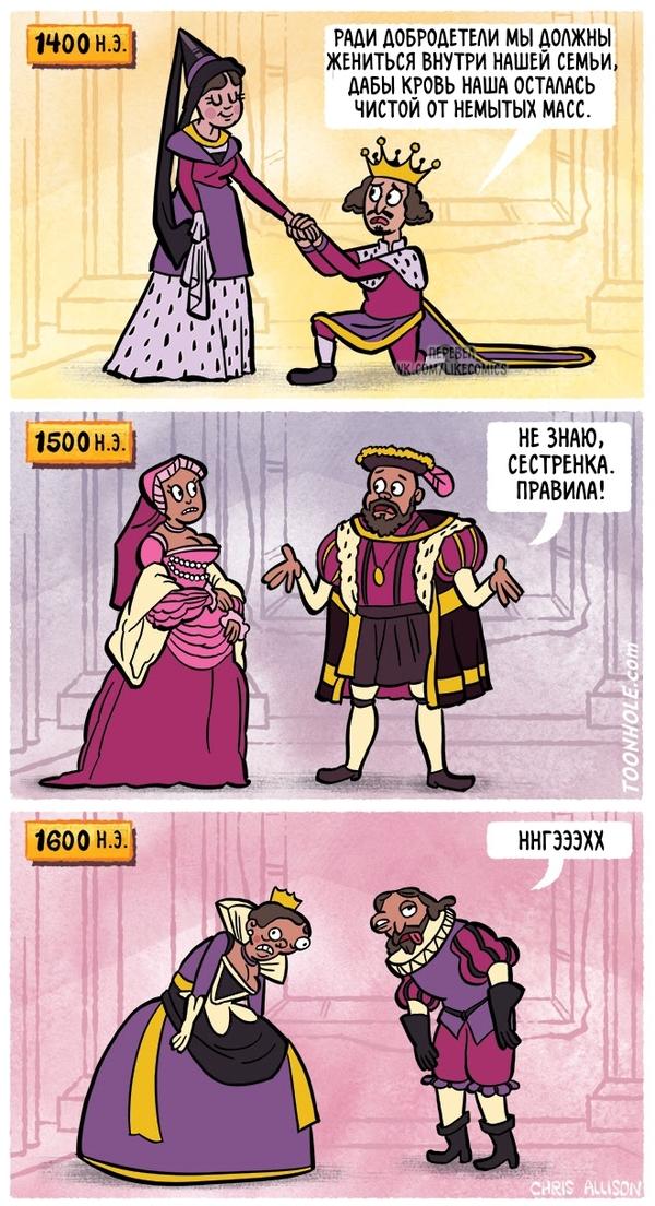 Инцест на свадьбе комикс