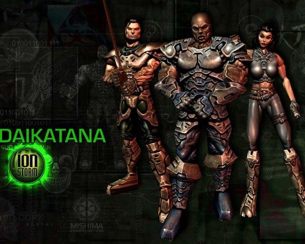 Daikatana — зеленое разочарование своего времени, или все-таки недооцененный шедевр? Daikatana, Джон Ромеро, лига геймеров, длиннопост, Шутер, зеленый, шедевр, нет