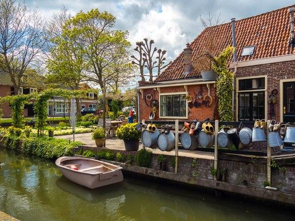 Дом Белоснежки фотография, Нидерланды, Голландия, красота, сказка, пейзаж, путешествия