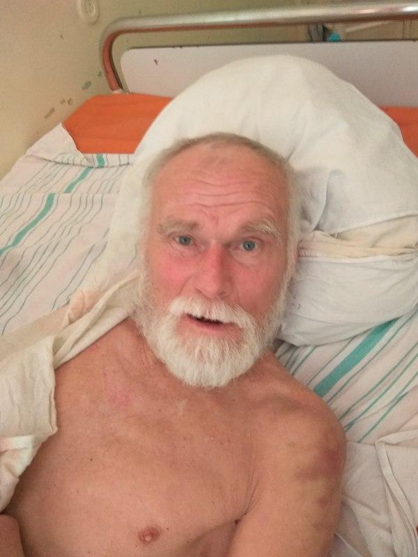Потерялся/нашёлся мужчина, г. Запорожье Помощь, Пропал человек, Запорожье, Инсульт, Найден человек