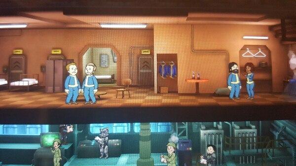Когда Смотритель дает невыполнимое ТЗ fallout shelter, скриншот