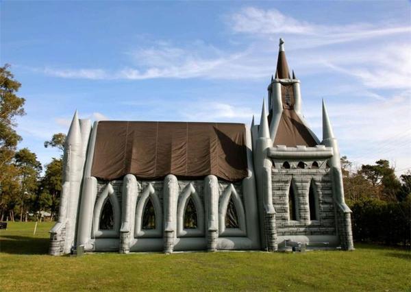 20 самых странных церквей и соборов мира архитектура, достопримечательности, церковь, храм, соборы, необычные здания, длиннопост