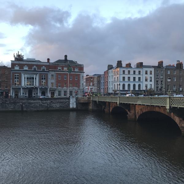 Ирландия. Шоколад и весенние праздники Ирландия, Дублин, путешествия, сладости, праздники, длиннопост