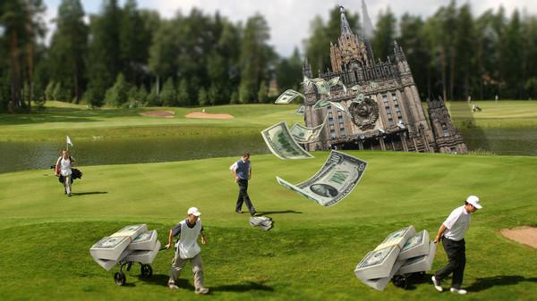 МИД спустил 148 млн на благотворительный (?) гольф-турнир, а собрал только 3 млн новости, Чиновники, спорт, благотворительность, Гольф, мид, текст