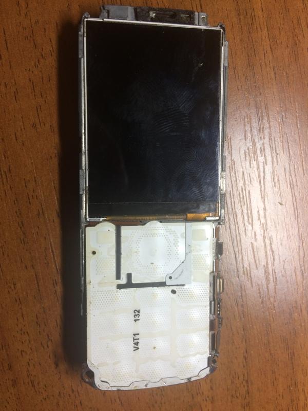 Nokia 6700c-1 пайка, микрофон, длиннопост, Nokia 6700c-1