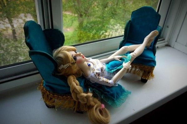 Моё рукоблу... эээ... рукоделие ркоделие, кукольная, мебель, кукольная одежда, кукольные аксессуары, рукоделие без процесса, длиннопост, рукоделие