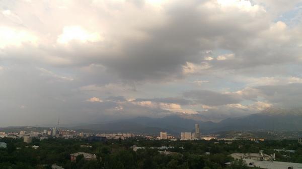 Просто Алматы Алматы, Фотография, Город, Красивое