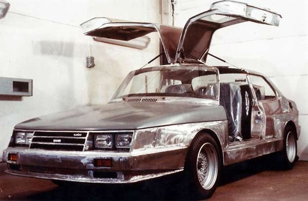 1982 год. SAAB 99 Blue Spirit Saab, Авто, Фотография, Ретроавтомобиль, Интересное, Ретротехника, Техника, Ретро, Длиннопост