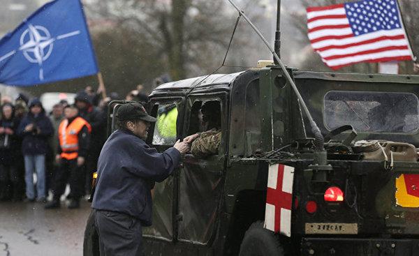 Мы стоим ствол к стволу — против России Россия, НАТО, Чехия, политика, длиннопост
