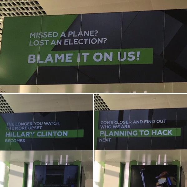Тролльские плакаты в московском аэропорту плакат, reddit, Политика, троллинг, аэропорт