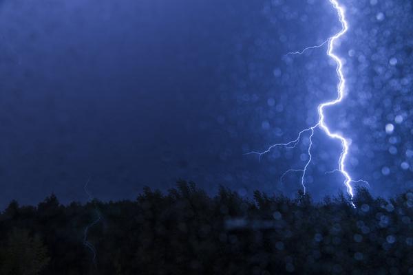 Кратко о погоде в Твери на выходных фотография, гроза, погода радует, длиннопост