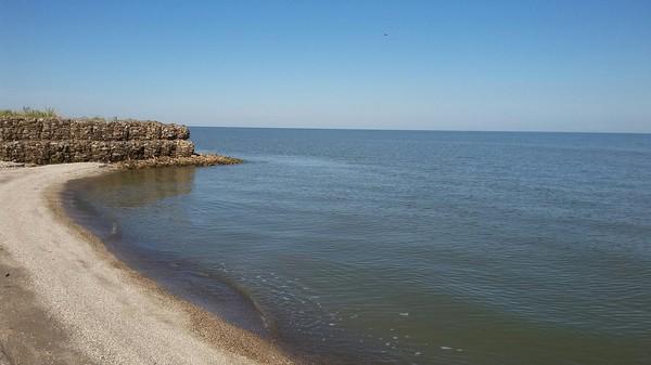 Азовское море. Море, Азовское море, Побережье, Природа