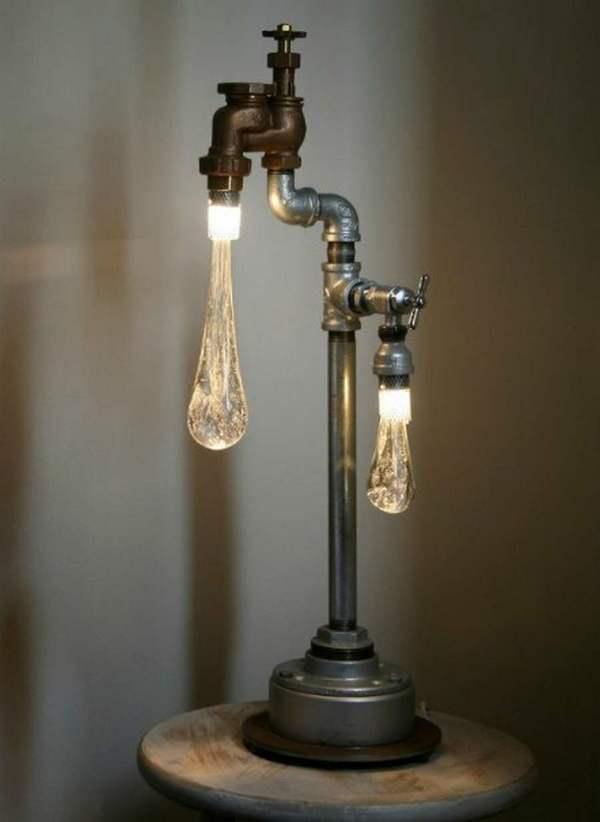 Жидкий свет. светильник, дизайн, для дома, арт, zanamiclub, длиннопост