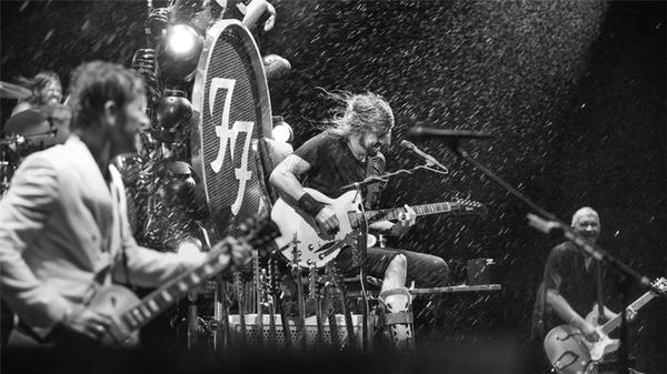 Foo Fighters Quebec 2015