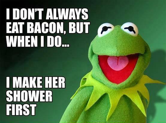 Про свинину...