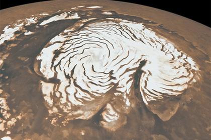 Доказана гипотеза единственного удара Марса марс, планета, ученые, наука, Геология, столкновение, новости