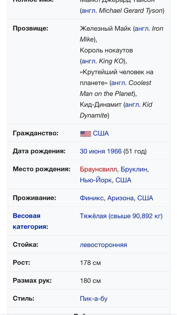 Секрет Майка Тайсона Бокс, Майк тайсон, Стиль, Длиннопост