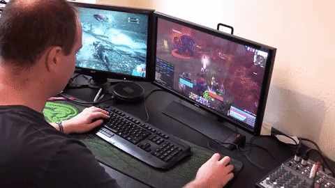 Pro-геймер :)
