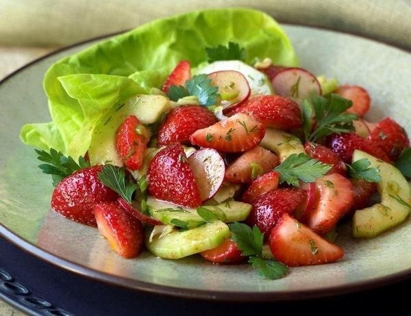 Вкусно, модно, аппетитно еда, продукты, сочетания вкусов, необычное, вкусно, эксперименты на кухне, рецепт, салат, длиннопост