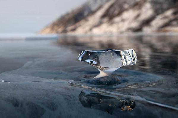 Природа - лучший скульптор Байкал, лёд, Природа