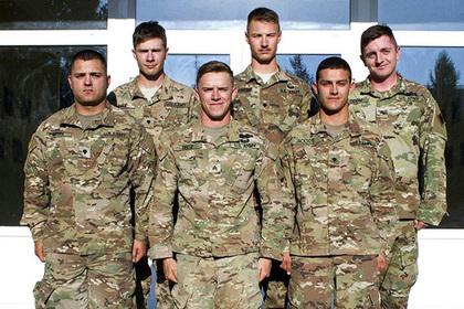 Американские солдаты на экскурсии во Львове спасли людей из горящего дома Американцы, Солдаты, герои, пожар, украина, новости