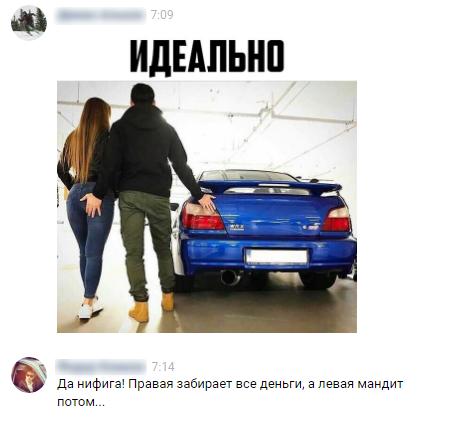 Вся правда о Subaru
