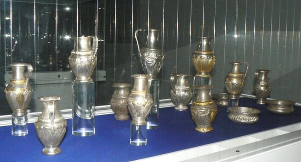 Рогозенский клад, Фракия, около IV века до н.э. клад, серебро, археология, Болгария, фракия, длиннопост