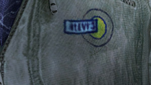 Определить логотип Сталкер, халат, экологи, нашивка, задроты, длиннопост