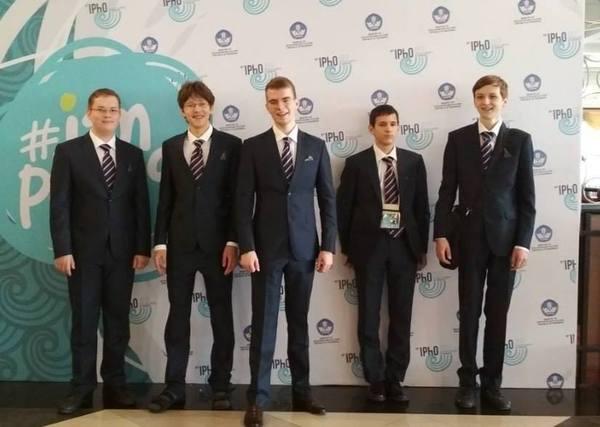 Российские школьники завоевали 5 золотых медалей на Международной олимпиаде по физике Россия, школа, умные люди, олимпиада, физика, IPHO2017, длиннопост