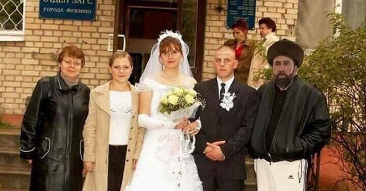 наглые приставания свидетеля к невесте видео