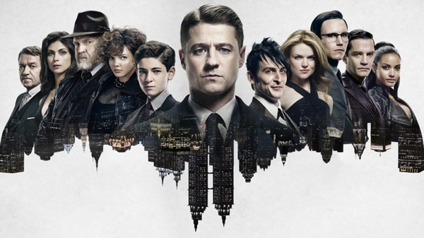 Трейлер Gotham на Comic-Con 2017 готэм, сериалы, трейлер, видео
