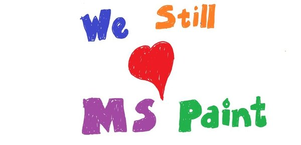 Microsoft обещает не удалять Paint paint, Microsoft
