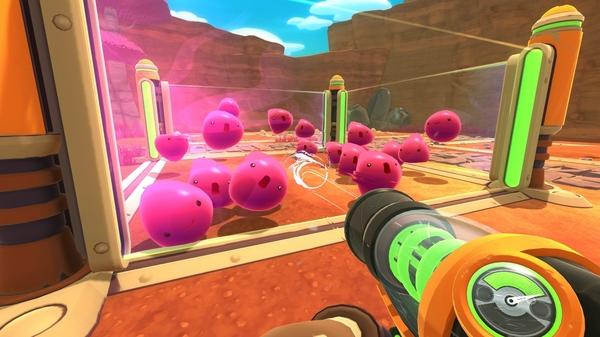 Приключенческий экшен про разведение слаймов Slime Rancher выйдет 1 августа Игры, Новости, Slime Rancher, Ранний доступ, Релиз, Steam, Длиннопост, Видео