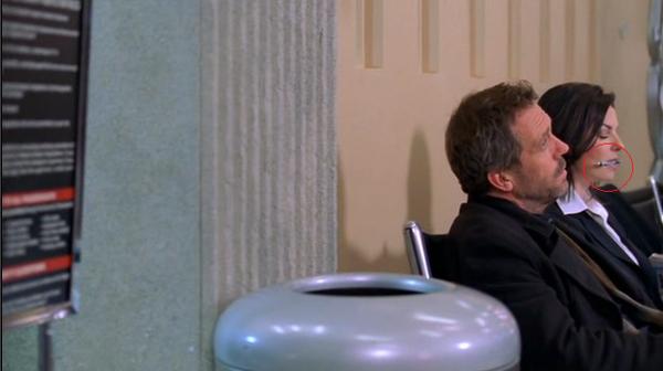 Тяжелые съемки Доктора Хауса Доктор Хаус, сериалы, киноляп, карандаш, длиннопост