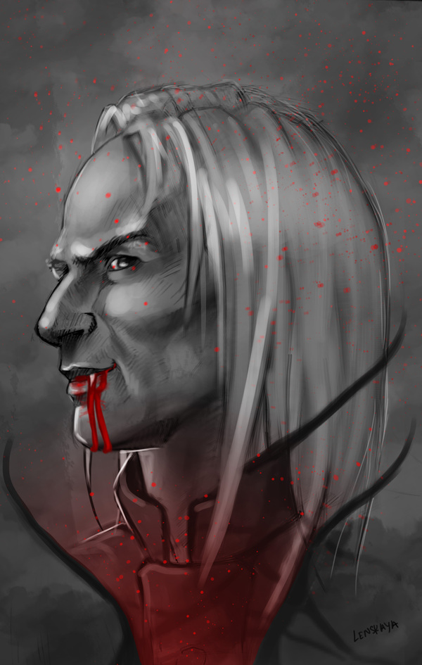 Эмиель Регис Ведьмак, ведьмак 3, Кровь и вино, Эмиель Регис, The Witcher 3:Wild Hunt, Blood and wine, вампиры, длиннопост