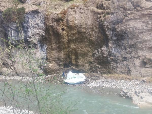 Чегемские водопады.  КБР водопад, Карачаево-Черкесия, весна, длиннопост, КБР