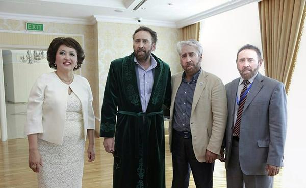 Когда приехал с братьями в Казахстан