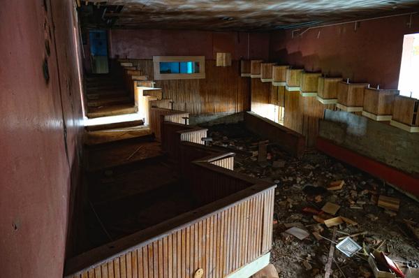 Заброшенный театр кукол в Барнауле заброшенное, Барнаул, моё, фотография, длиннопост