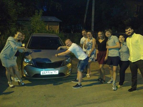 Невероятное везение или возвращение блудного автомобиля Нижний Новгород, авто, угон, хэппи энд, Kia rio, длиннопост, Rio52